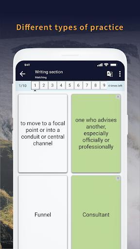 Practice for TOEFL® Test Pro 2020 - عکس برنامه موبایلی اندروید