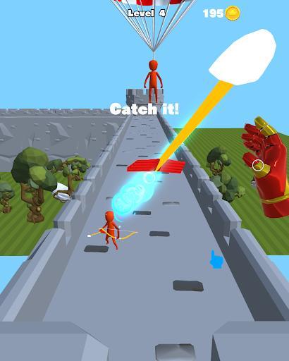 Arrow Catch 3D - عکس برنامه موبایلی اندروید
