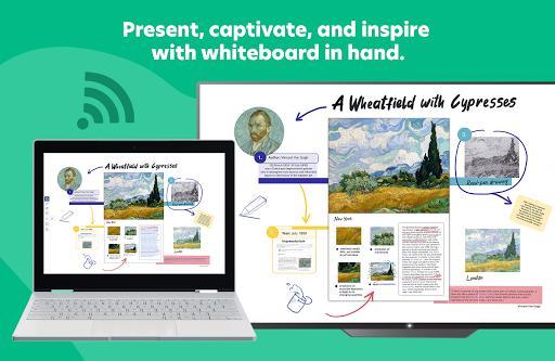 Explain Everything Whiteboard - عکس برنامه موبایلی اندروید