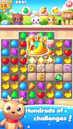 Fruit Bunny Mania - عکس بازی موبایلی اندروید