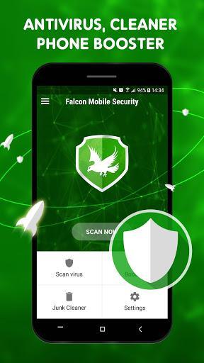 Scan Virus - Free Antivirus - Virus Cleaner - عکس برنامه موبایلی اندروید