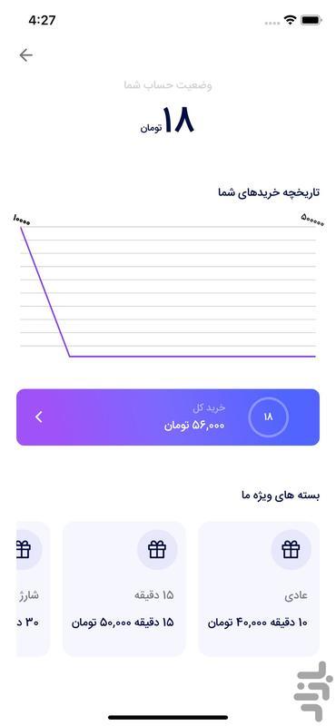 مشاوره فرح بخش - عکس برنامه موبایلی اندروید