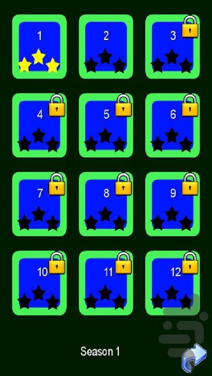 آجر شکن - عکس بازی موبایلی اندروید