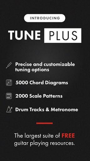 Fender Guitar Tuner - عکس برنامه موبایلی اندروید