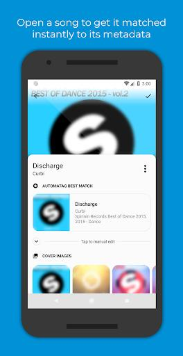 Automatic Tag Editor - عکس برنامه موبایلی اندروید