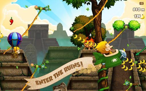 Benji Bananas - عکس بازی موبایلی اندروید