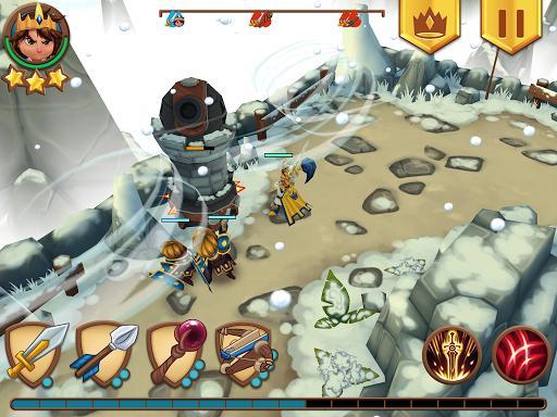 Royal Revolt! - عکس بازی موبایلی اندروید