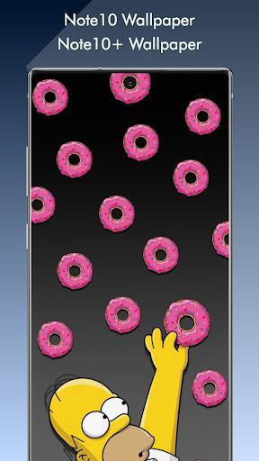 Note 10 Wallpaper & Note 10 Plus Wallpaper - عکس برنامه موبایلی اندروید