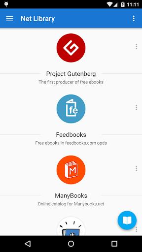 Moon+ Reader - عکس برنامه موبایلی اندروید