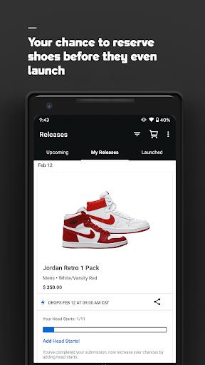 Foot Locker: Sneakers, clothes & culture - عکس برنامه موبایلی اندروید
