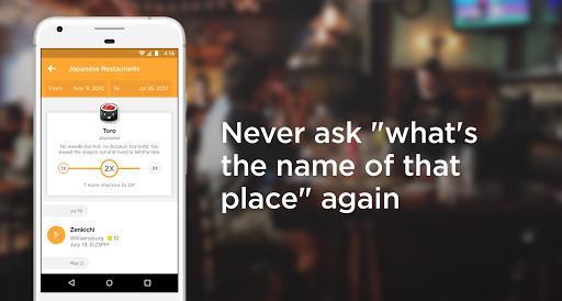 Foursquare Swarm: Check In - عکس برنامه موبایلی اندروید
