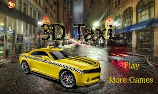3D Taxi - عکس بازی موبایلی اندروید
