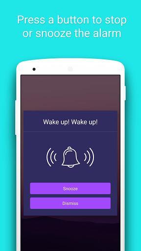 Smart Alarm Clock - عکس برنامه موبایلی اندروید