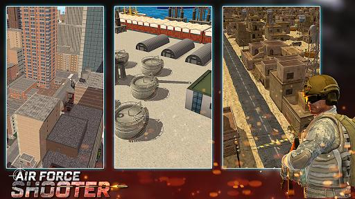 Air Force Shooter 3D - Helicopter Shooting Games - عکس بازی موبایلی اندروید