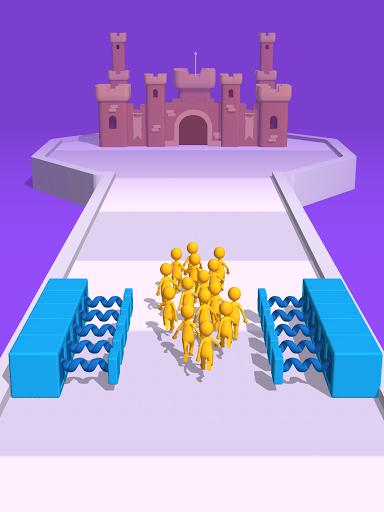 Join Clash 3D - عکس بازی موبایلی اندروید