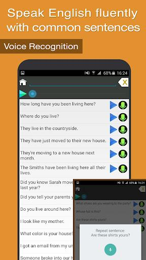 English Listening and Speaking - عکس برنامه موبایلی اندروید