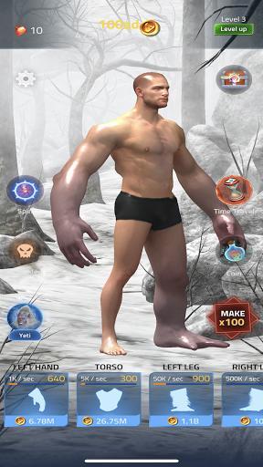 Idle Transformation - عکس بازی موبایلی اندروید