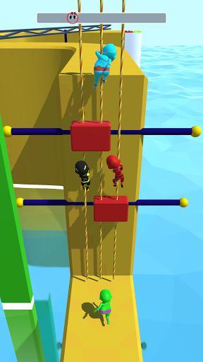 Sea Race 3D - Fun Sports Game Run 3D: Water Subway - عکس بازی موبایلی اندروید