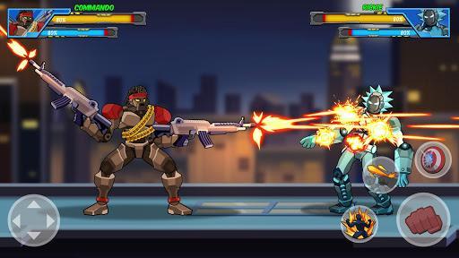 Robot Super: Hero Champions - عکس بازی موبایلی اندروید