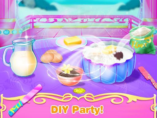Princess Cake Bakery- Frost Cakes Baking Salon - عکس برنامه موبایلی اندروید