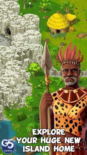 The Island Castaway: Lost World® - عکس بازی موبایلی اندروید