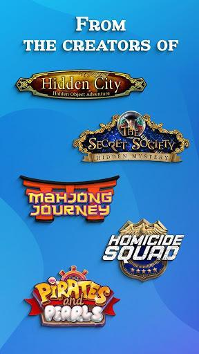 The Paranormal Society: Hidden Object Adventure - عکس بازی موبایلی اندروید