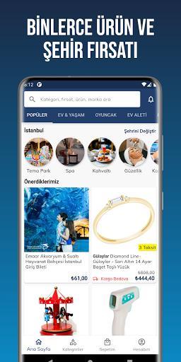 Galaxy Fırsatları - Image screenshot of android app