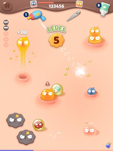 Pimple POP - عکس بازی موبایلی اندروید