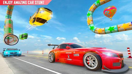 Extreme Car Stunt: Car Games - عکس برنامه موبایلی اندروید