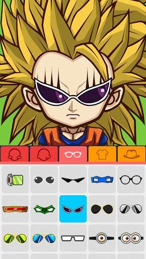 SuperMe - Cartoon Avatar Maker - عکس برنامه موبایلی اندروید