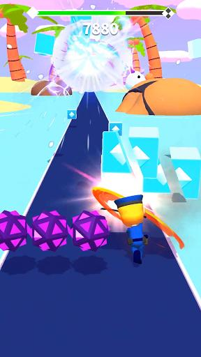 6ix9ine Runner - عکس بازی موبایلی اندروید