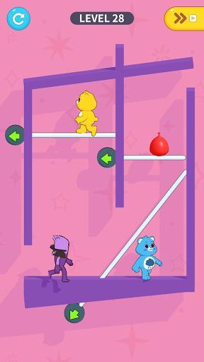 Care Bears: Pull the Pin - عکس بازی موبایلی اندروید