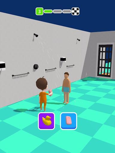 Escape Jail 3D - عکس بازی موبایلی اندروید