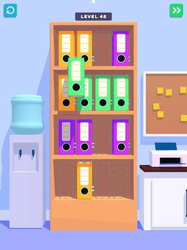 Office Life 3D - عکس بازی موبایلی اندروید