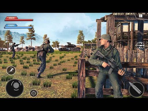 FPS Commando Anti Terrorist Strike Shooting Games - عکس بازی موبایلی اندروید