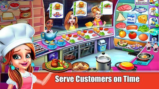 Cooking Express – عشق آشپزی - عکس بازی موبایلی اندروید