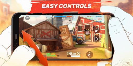 Guns of Boom - عکس بازی موبایلی اندروید