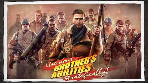 Brothers in Arms™3 – برادران جنگ۳ - عکس بازی موبایلی اندروید