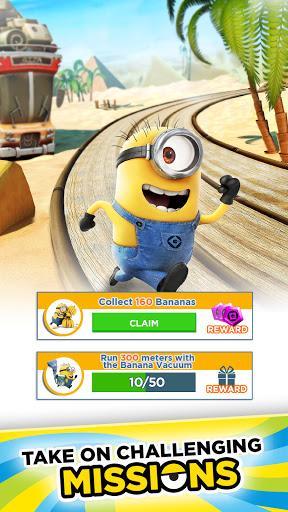Minion Rush – مینیون راش - عکس بازی موبایلی اندروید