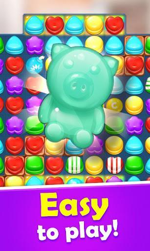 Sweet Candy Mania - Free Match 3 Puzzle Game - عکس بازی موبایلی اندروید