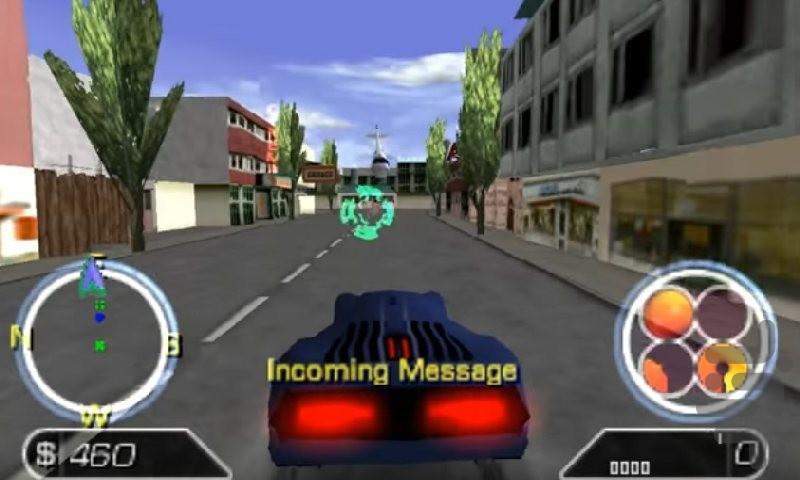 تخریب ماشین - عکس بازی موبایلی اندروید