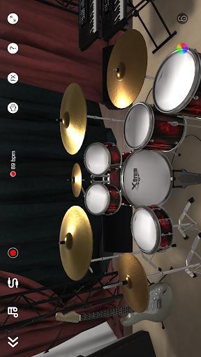X Drum - 3D & AR - عکس برنامه موبایلی اندروید