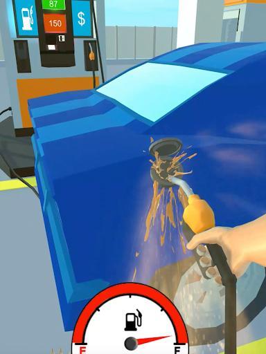 Gas Station Inc. - عکس بازی موبایلی اندروید