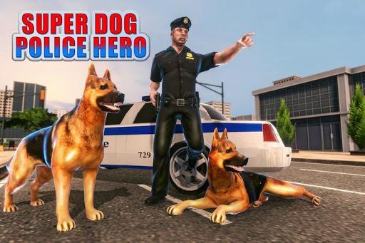 US Police Dog: Crime Chase Duty Simulator - عکس بازی موبایلی اندروید