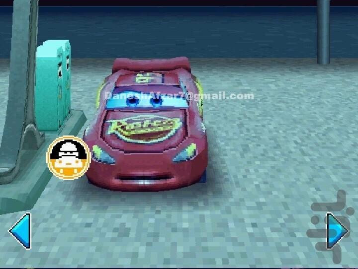 ماشین ها - عکس بازی موبایلی اندروید