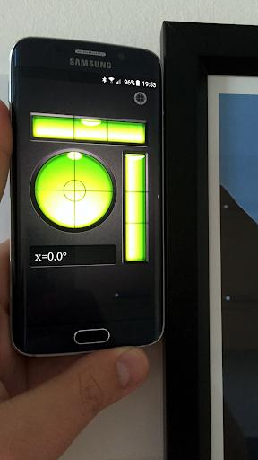 Bubble Level - Image screenshot of android app