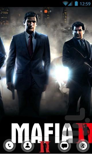 تم گولانچر  بازی Mafia II - عکس برنامه موبایلی اندروید