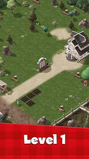 Happy Town Farm Games - Farming & City Building - عکس بازی موبایلی اندروید