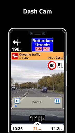 Magic Earth Navigation & Maps - عکس برنامه موبایلی اندروید