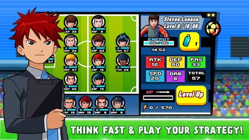 Soccer Heroes 2020 - RPG Football Manager - عکس بازی موبایلی اندروید